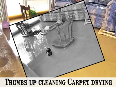 Carpet Flood Restoration Barren Grounds