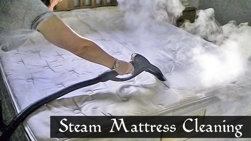 Mattress Anti-Allergen Cleaning Marks Point