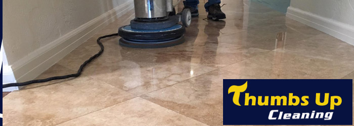 Marble Tile Cleaning Barren Grounds