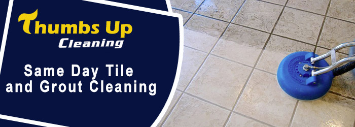 Same Day Tile and Grout Cleaning Hill Top